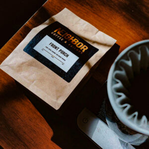 Neighbor Coffee & Friends Front Porch Blend with Pour Over
