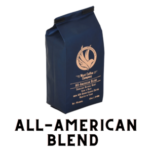 West coffee All-American Blend