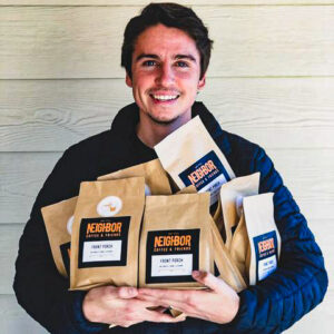 Caleb Williamson Roaster & Owner of Neighbor Coffee