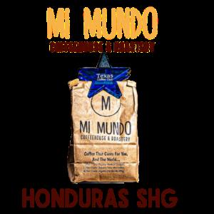 Mi Mundo Coffee Roaster, Honduras SHG