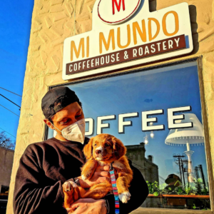 Mi Mundo Coffee Roaster, Sabin Shrestha