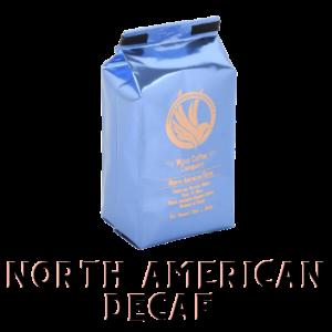 West coffee North American Blend DECAF