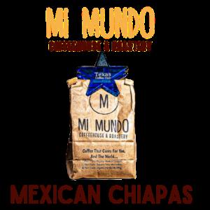 Mi Mundo Coffee Roaster, Mexican Chiapas