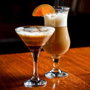 affogato cocktail