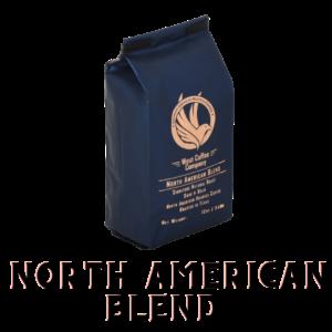 West coffee North American blend