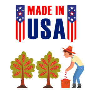 made in the USA, West coffee company