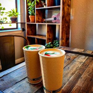 Mi Mundo Coffee Roaster, Signature Texas style lattes