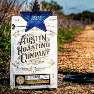 Austin roasting co, texas coffee